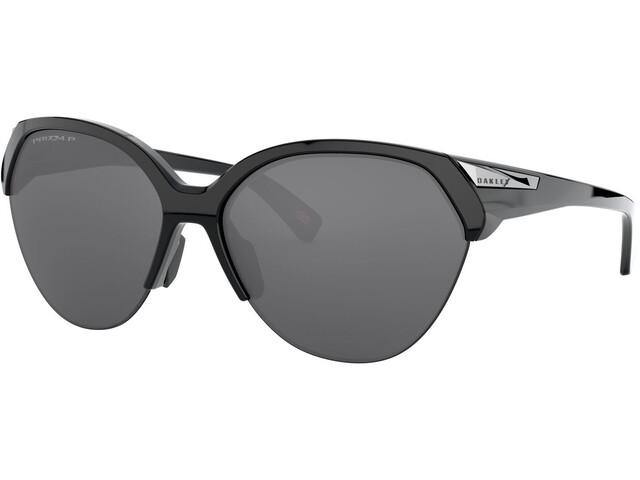 Oakley Trailing Point Lunettes de soleil Femme, polished black/prizm black polarized